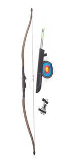 Arco Poelang Mod Robin Hood Ambidiestro - 35 Lbs / Msrebeco