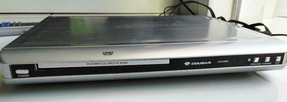 Dvd Cougar Cvd-660n Em Excelente Estado De Conservação