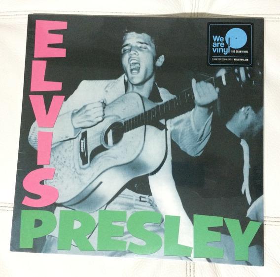 Vinil Lp Elvis Presley 1956 Lacrado Europeu