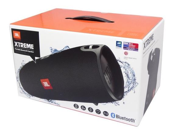 Caixa De Som Jbl Xtreme Bluetooth Preto