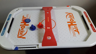 Mini Mesa De Hockey De Aire (extreme Air Hockey / Usada)