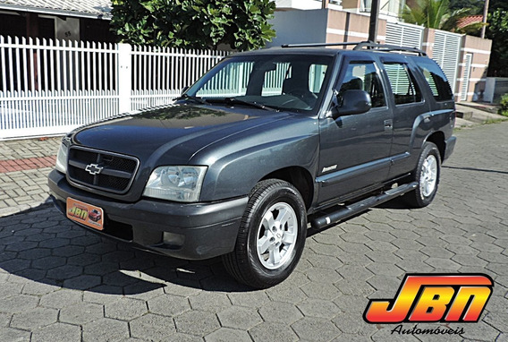 Chevrolet Blazer 2.4 Mpfi Advantage 4x2 Gasolina 4p Manual