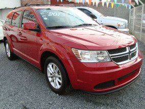Dodge Journey 2.4 Sxt 5 Pasajeros Plus Modelo 2013