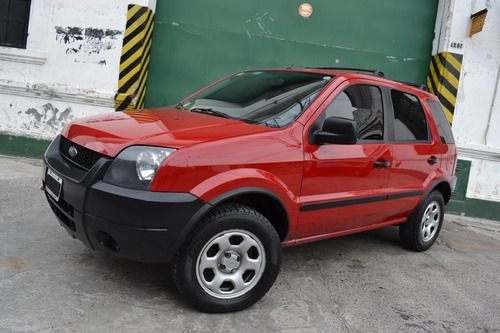 Ford Ecosport Xls 2007 107.000km Impecable