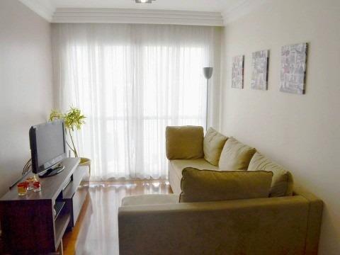 Apartamento Residencial Em Sao Paulo - Sp, Jaguare - Apv1926