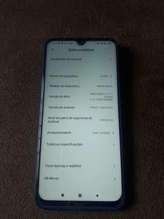 Celular Redmi Note 8t