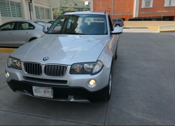 Bmw X3 2.5 Si Lujo 6vel At 2010