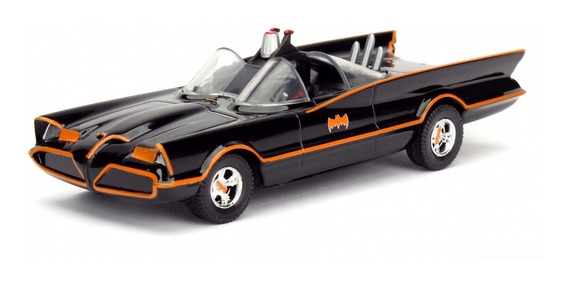 Carro Batmovel - Classic Tv Series Batmobile - Escala 1/32