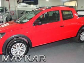 Volkswagen Saveiro Cabina Doble Pack High 1.6 My18 Hd