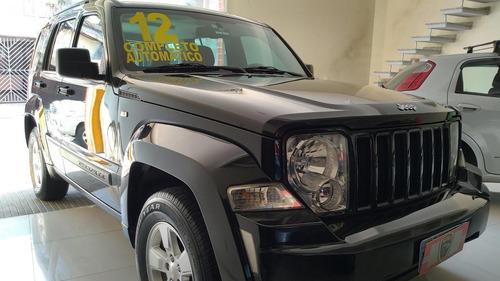 Jeep Cherokee Sport 4x4 3.7 Automática Completa 2012