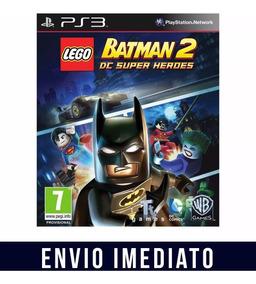 Lego Batman 2 Ps3 Psn Envio Agora