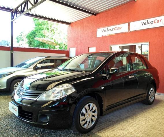 Nissan Tiida Sedan 2012, Segundo Dono, 1.8 Flex