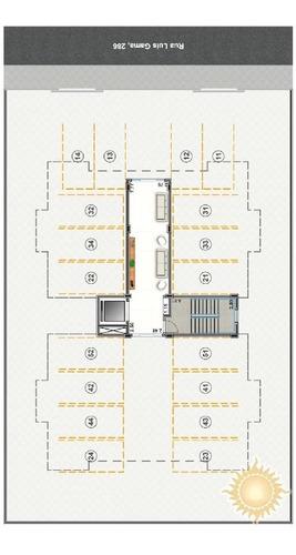 Imagem 1 de 19 de Ótima Localização Apartamento Com 02 Dormitórios, 01 Suíte, E Lazer No 5º Andar !!! - 12209