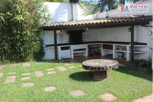 Casa Com 4 Dormitórios À Venda, 518 M² Por R$ 2.600.000,00 - Alto De Pinheiros - São Paulo/sp - Ca1560