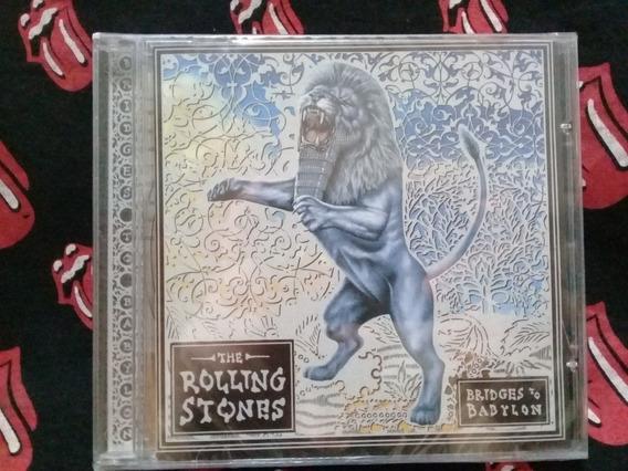 Cd Rolling Stones - Bridges To Babylon