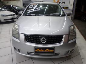 Nissan Sentra S 2.0 16v-cvt 4p 2009
