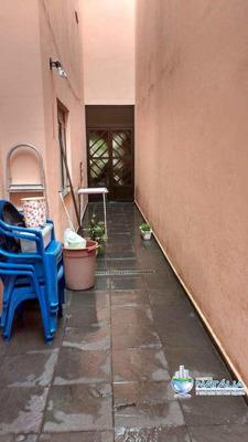 Sobrado Com 03 Dormitórios Sendo 01 Suíte Na Vila Ema - V62670