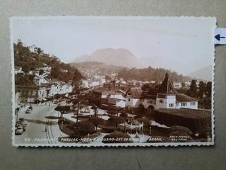 Brasil - Cartao Postal De Nova Friburgo, Panorama Parcial