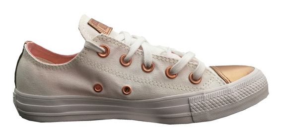 Zapatilla Converse Chuck Taylor All Star Metallic 166681c Un