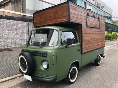 Kombi Preparada Para Food Truck De Espetinhos