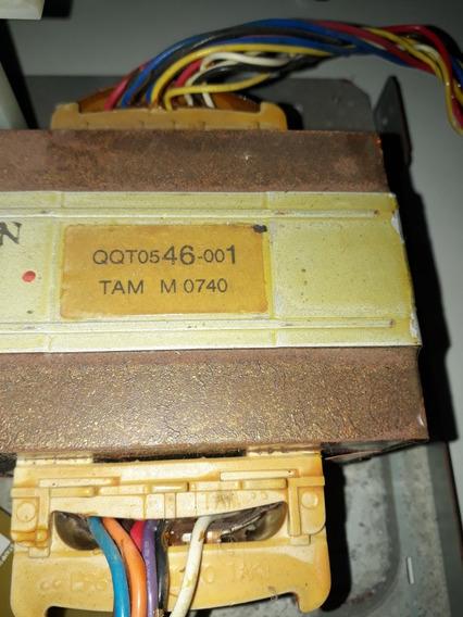Transformador Completo Do Home Theter Jvc Ca Dxu 10