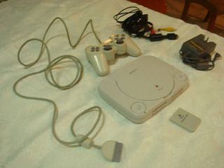 Consola Play Station 1 Con Control