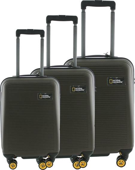 Set Valijas National Geographic Aerodrome - Abs - Garantía