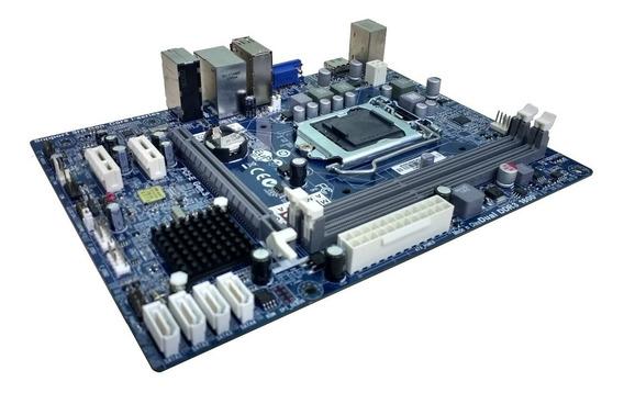 Kit Placa Mãe H61 Processador I5 3470 Memória 8gb Hdmi