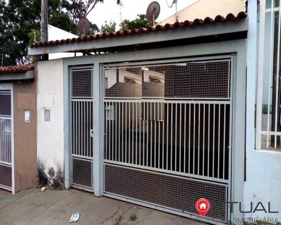 Casa Para Locação Jardim Bela Vista, Marília/sp - Ca00936 - 34402915