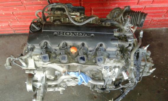 Motor Honda New Civic Lxl 1.8 2012 140cv Flex
