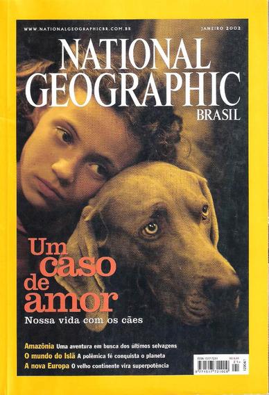 Revista National Geographic Brasil - Janeiro De 2002
