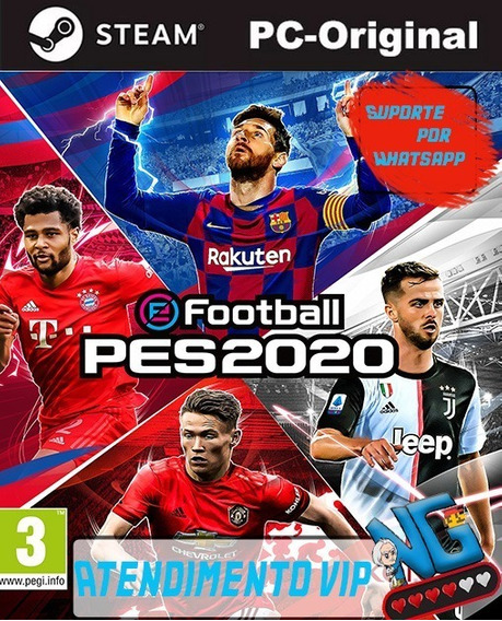 Pes 2020 Original Steam Offline