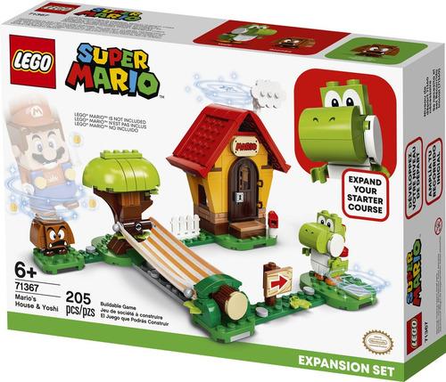 Lego Mario Set De Expansión: Casa De Mario Y Yoshi