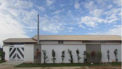 Casa A Venda No Bairro Balneáreo Tupy Em Itanhaém - Sp. - 125-1