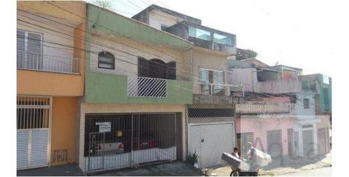 Casa Para Venda Em Mauá, Vila Independência, 5 Dormitórios, 5 Banheiros, 4 Vagas - Mu021it_2-952611