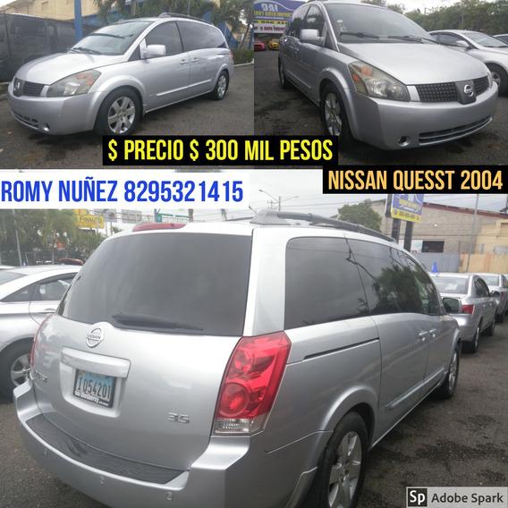 Nissan Quest Americano