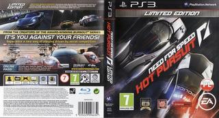 Need For Speed Hot Pursuit Edicion Limitada