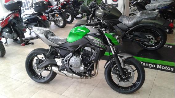Kawasaki Z 650 Abs-2019okm....entrega Inmediata!!*