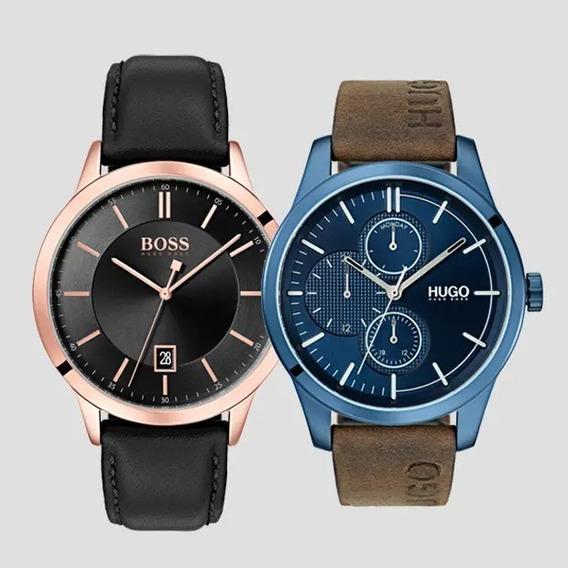 Relógio Hugo Boss Masculino Aço
