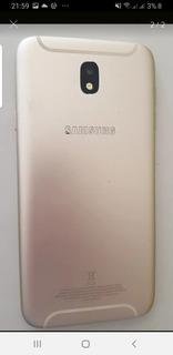 Celular Samsung J7 Pró Com Display Quebrado