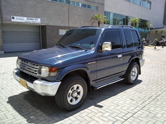 Mitsubishi Montero 3000 2007