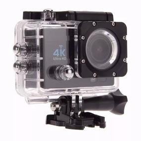 Câmera De Ação Action Pro Sport 4k Wifi Mergulho Full Hd1080