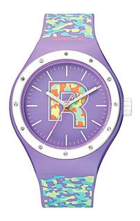 Reloj Analogo Reebok Classic Mod Icon Para Dama Sumergible 50m Garantía De 2 Años Agente Oficial Liniers