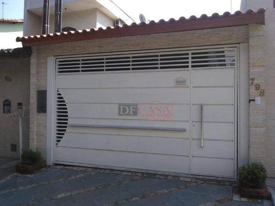 Casa Com 2 Dormitórios À Venda, 80 M² Por R$ 265.000 - Cidade Edson - Suzano/sp - Ca0452