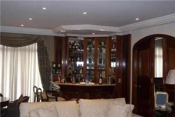 Apartamento Para Locação, Santa Cecília, 450m², 4 Suítes, 4 Vagas! - It45066