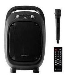 Caixa De Som Multiuso 100w Bluetooth Usb Fm Go!100 Hayonik