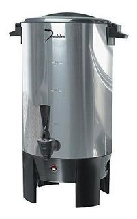 Urna Greca Cafetera Capacidad 30 Tazas Dominion Dk50