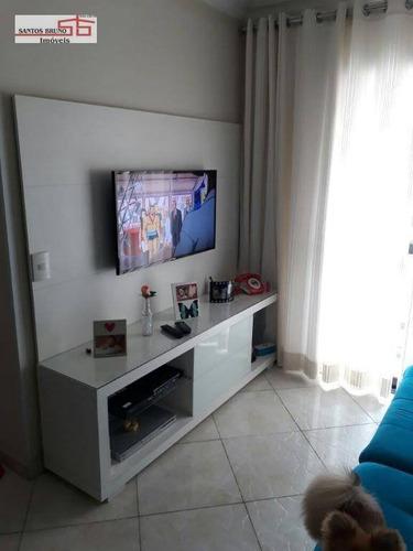 Imagem 1 de 20 de Apartamento Com 3 Dormitórios À Venda, 70 M² Por R$ 350.000,00 - Limão (zona Norte) - São Paulo/sp - Ap1497