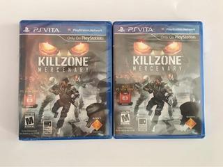 Juego Killzone Mercenary Para Psvita Ps Vita Nuevo Sellado
