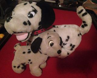 Peluches 101 Dalmatas Original Disney Importados Regalo Nene